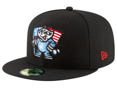 Rocket City Trash Pandas New Era MiLB AC 59FIFTY Cap