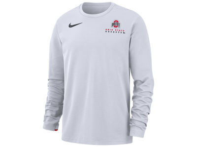 Nike NCAA Men's Dry Top Crew Sweatshirt
