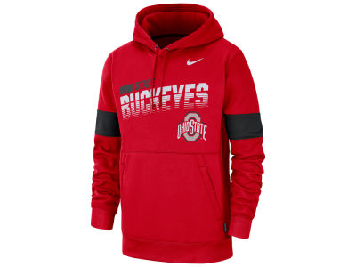 Nike NCAA Men's Therma Sideline Hooded Sweatshirt