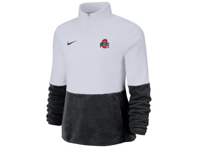 Nike NCAA Women's Therma Long Sleeve Quarter Zip Pullover