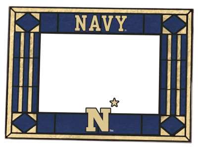Navy Midshipmen Memory Company Horizontal Art Glass Picture Frame