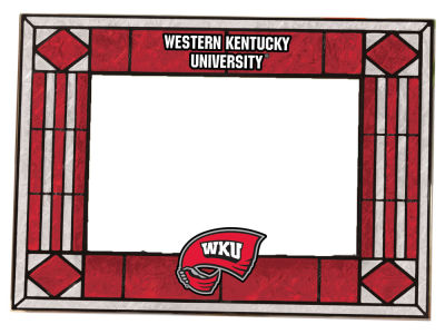 Western Kentucky Hilltoppers Memory Company Horizontal Art Glass Picture Frame