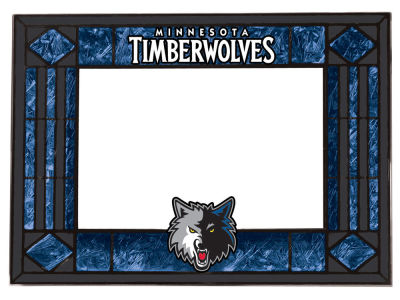Minnesota Timberwolves Memory Company Horizontal Art Glass Picture Frame