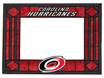 Carolina Hurricanes Memory Company Horizontal Art Glass Picture Frame