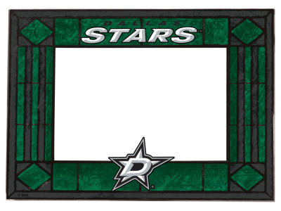 Dallas Stars Memory Company Horizontal Art Glass Picture Frame