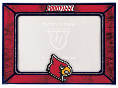 Louisville Cardinals Memory Company Horizontal Art Glass Picture Frame