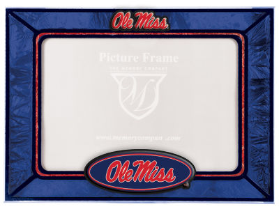 Ole Miss Rebels Memory Company Horizontal Art Glass Picture Frame