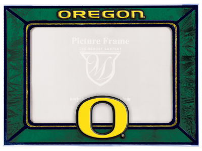 Oregon Ducks Memory Company Horizontal Art Glass Picture Frame