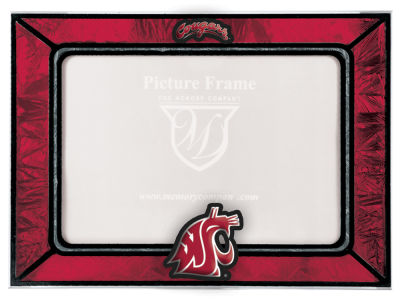 Washington State Cougars Memory Company Horizontal Art Glass Picture Frame