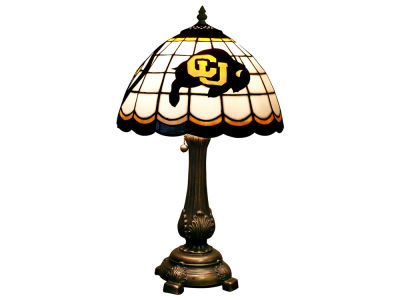 Colorado Buffaloes Memory Company Tiffany Style Desk Lamp