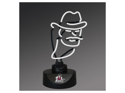 New Mexico State Aggies Memory Company Team Logo Neon Lamp