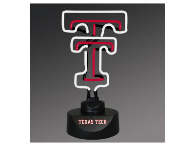 Texas Tech Red Raiders Memory Company Team Logo Neon Lamp