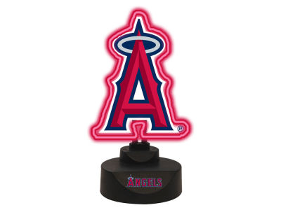 Los Angeles Angels Memory Company Team Logo Neon Lamp