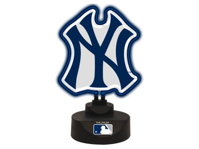 New York Yankees Memory Company Team Logo Neon Lamp