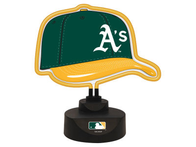 Oakland Athletics Memory Company Neon Desk Lamp