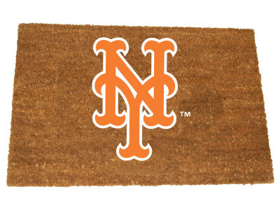 New York Mets Memory Company Colored Logo Door Mat