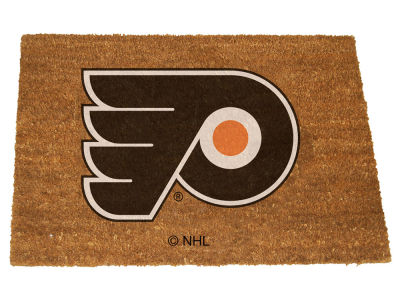Philadelphia Flyers Memory Company Colored Logo Door Mat
