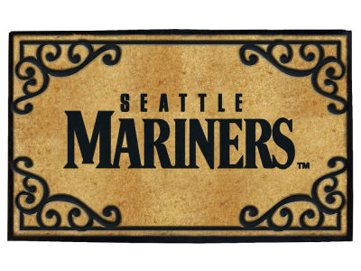 Seattle Mariners Memory Company Coir Fiber Door Mat