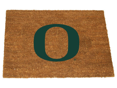 Oregon Ducks Memory Company Colored Logo Door Mat