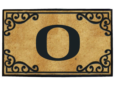 Oregon Ducks Memory Company Coir Fiber Door Mat