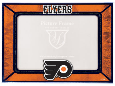 Philadelphia Flyers Memory Company Horizontal Art Glass Frame