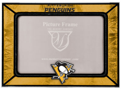 Pittsburgh Penguins Memory Company Horizontal Art Glass Frame