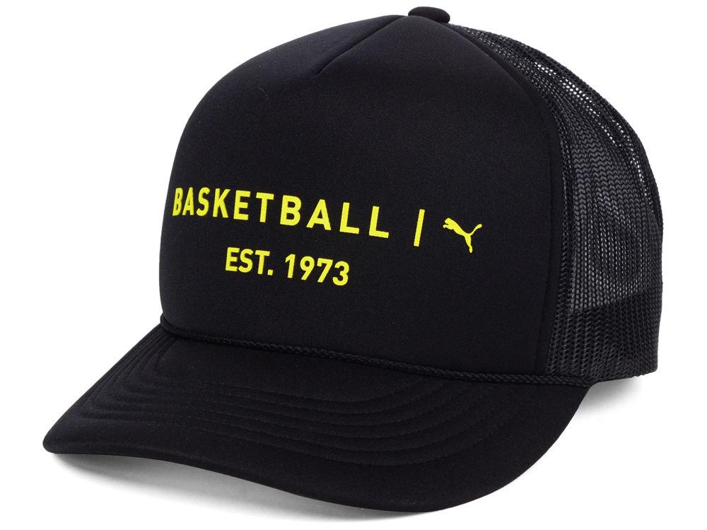 9288d13702a ... where to buy puma basketball core mesh trucker cap b5b53 6da1d ...