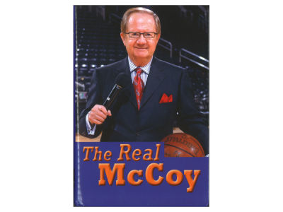 Phoenix Suns NBA Al McCoy-The Real McCoy Book