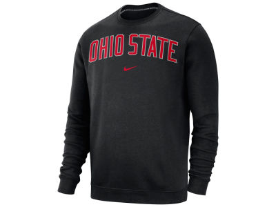 Nike NCAA Men's Cotton Club Crew Neck Sweatshirt