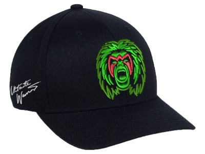 Ultimate Warrior WWE Home Run Cap