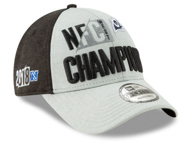 Los Angeles Rams New Era 2018 NFL Division Champ 9FORTY Cap