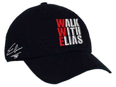 Elias WWE Classic CLEAN UP Cap