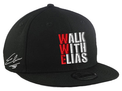Elias WWE Custom 9FIFTY Snapback Cap