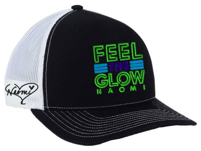 Naomi WWE Custom Trucker Cap