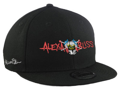 Alexa Bliss WWE Custom 9FIFTY Snapback Cap