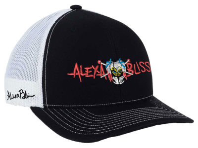 Alexa Bliss WWE Custom Trucker Cap