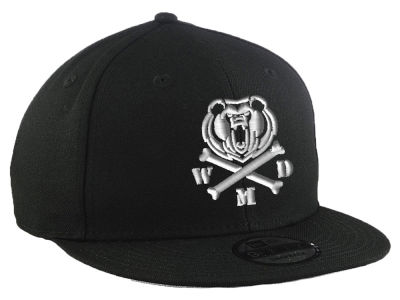 Big Show WWE Custom 9FIFTY Snapback Cap