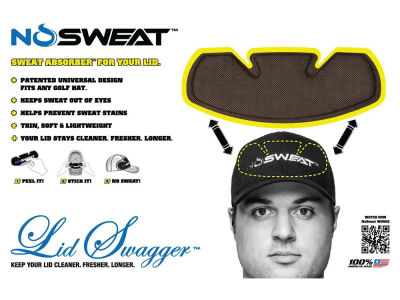 NoSweat Hat Liner - 6 Pack