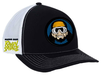 Randy Savage WWE Custom Trucker Cap