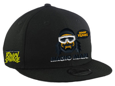 Randy Savage WWE Custom 9FIFTY Snapback Cap
