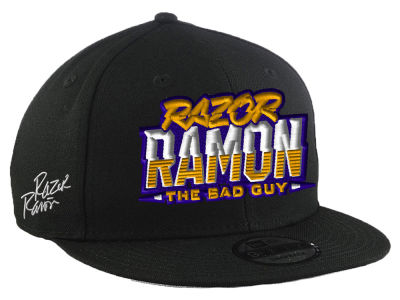 Razor Ramon WWE Custom 9FIFTY Snapback Cap