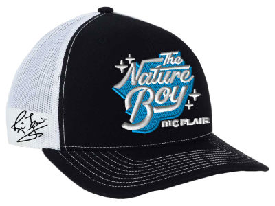 Ric Flair WWE Custom Trucker Cap