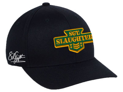 SGT Slaughter WWE Home Run Cap