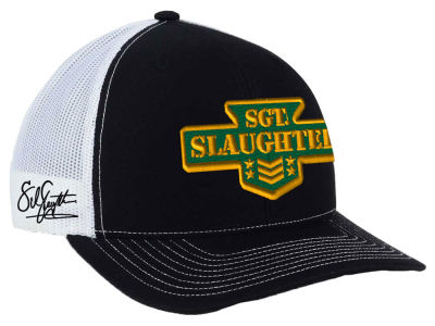 SGT Slaughter WWE Custom Trucker Cap