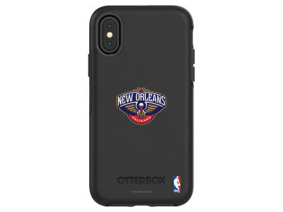 New Orleans Pelicans OtterBox NBA iPhone XS /X Otterbox Symmetry Phone Case