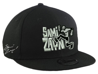 Sami Zayn WWE Custom 9FIFTY Snapback Cap