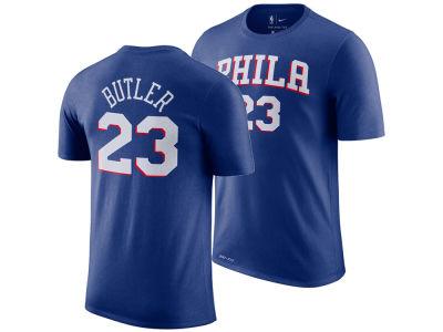eabeff65d Philadelphia 76ers Jimmy Butler Nike NBA Men s Icon Player T-shirt