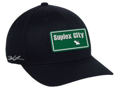 Brock Lesnar WWE Home Run Cap