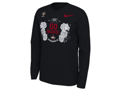 Nike 2019 NCAA Men's Elevated Bowl Bound Verbiage Long Sleeve T-Shirt
