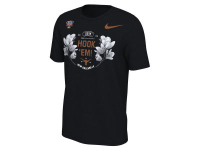 Texas Longhorns Nike 2019 NCAA Men's Elevated Bowl Bound Verbiage T-Shirt